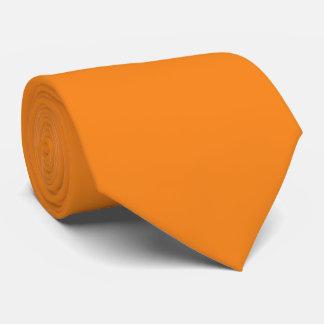 OPUS 1111 tangerine yellow orange Tie