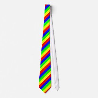 OPUS Basic Colors Diagonal Striped Tie
