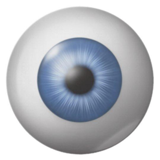 OPUS Blue Eye Plate