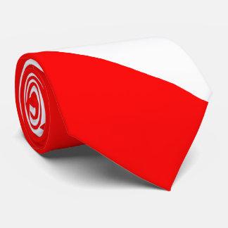 OPUS Canadian Flag Tie