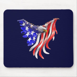 OPUS CHANGEABLE American Eagle Mouse Pad