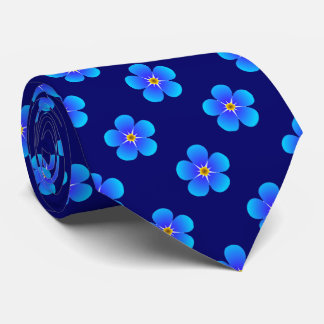 OPUS CHANGEABLE Forget Me Not Tie