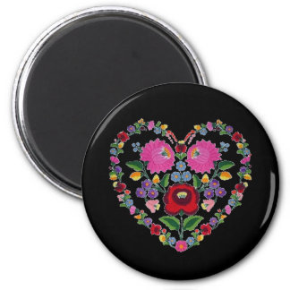 OPUS CHANGEABLE Hungarian Heart Magnet