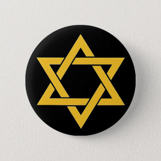 OPUS CHANGEABLE Star of David 2 Inch Round Button
