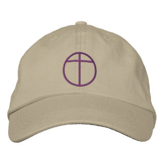 Opus Dei symbol Embroidered Hat