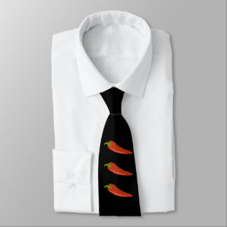 OPUS George Miller's Three Red Peppers Tie