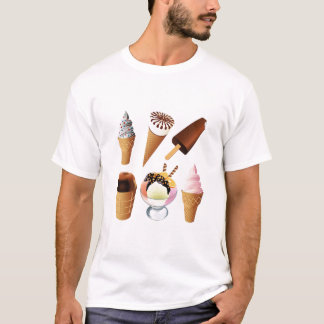 OPUS Ice Cream T-Shirt