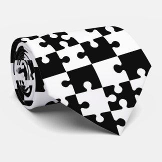 OPUS Jigsaw Puzzle Pieces Tie