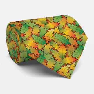 OPUS Oak Leaf Tie