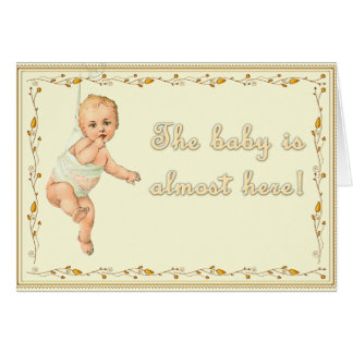 Opus Posh Baby Shower Invitation (Neutral Palette)
