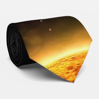 OPUS Solar System Tie