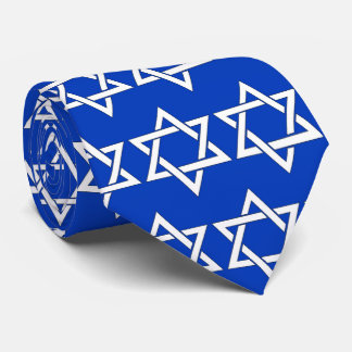 OPUS Star of David - Double Sided Tie