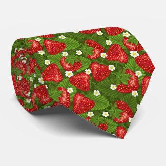 OPUS Strawberries Tie