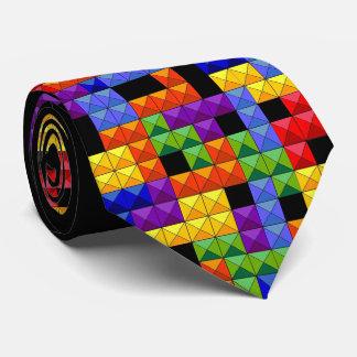 OPUS Tetromino Blocks - Double Sided Tie