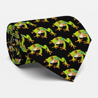 OPUS Tree Frog Tie
