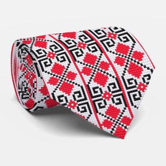 OPUS Ukrainian Embroidery Tie
