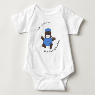 OR grandma Baby Bodysuit