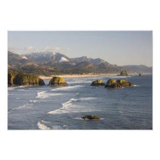 OR, Oregon Coast, Ecola State Park, view of 2 Photo