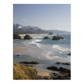 OR Oregon Coast Ecola State Park view of Postcards