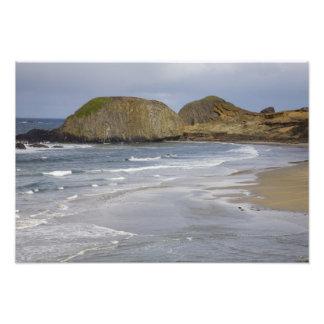 OR, Oregon Coast, Seal Rock State Park, Photograph