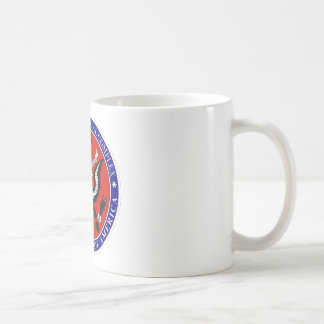 Or S Industrial Military Complex parody Basic White Mug