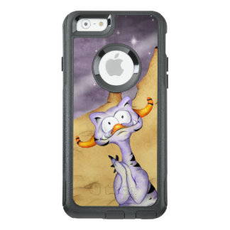 ORAGON ALIEN CARTOON Apple iPhone 6/6s   CS