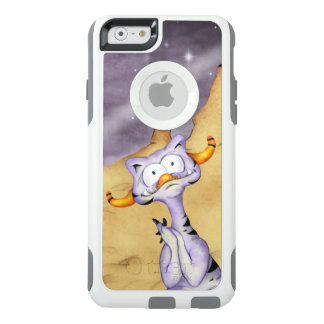 ORAGON ALIEN CARTOON Apple iPhone 6/6s   CS W