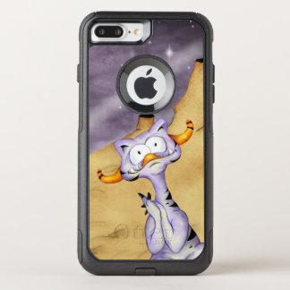 ORAGON ALIEN CARTOON Apple iPhone 7+ CS