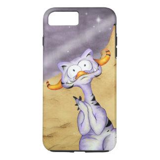 ORAGON ALIEN CARTOON Apple iPhone 7 PLUS   Tough iPhone 8 Plus/7 Plus Case