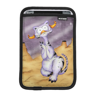 ORAGON ALIEN CARTOON  iPAD MINI H 2 Sleeve For iPad Mini