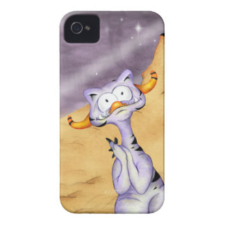 ORAGON ALIEN CARTOON  iPhone 4    BARELY THERE iPhone 4 Case