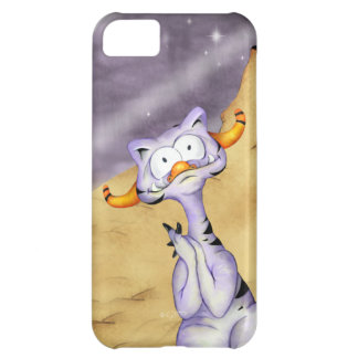 ORAGON ALIEN CARTOON  iPhone 5C  BARELY THERE iPhone 5C Cases