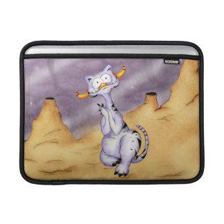 "ORAGON ALIEN CARTOON  Macbook Air 13"" Horizontal MacBook Air Sleeve"