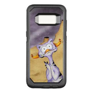 ORAGON ALIEN CARTOON Samsung Galaxy S8   CS