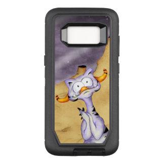 ORAGON ALIEN CARTOON Samsung Galaxy S8   DS