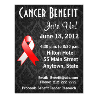 Oral Cancer Personalized Benefit Flyer