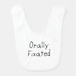 Orally Fixated Bib