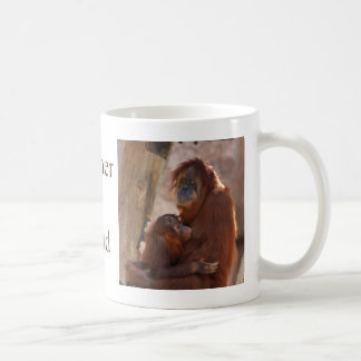Orang Mother & Child 7372.png Coffee Mug