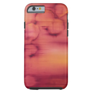 Orange Abstract I Phone Case