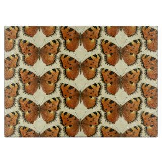 Orange and Black Butterflies Pattern Boards