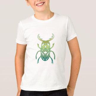 Orange and Blue Beetle T-Shirt
