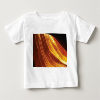 orange and red flow baby T-Shirt