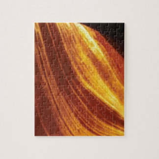 orange and red flow jigsaw puzzle