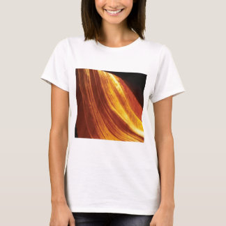 orange and red flow T-Shirt