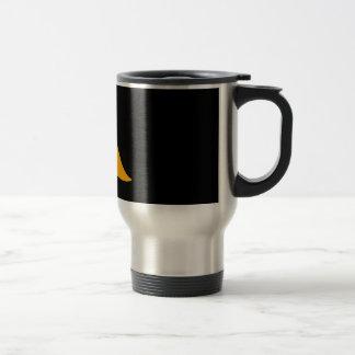 Orange baby blankie coffee mugs