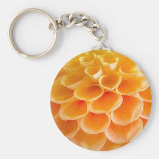 Orange Bells Keychain