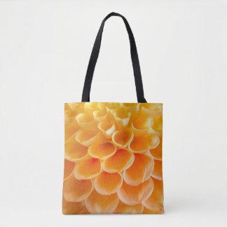 Orange Bells Tote Bag