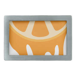 Orange Belt Buckle