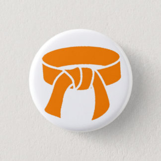 Orange Belt Button