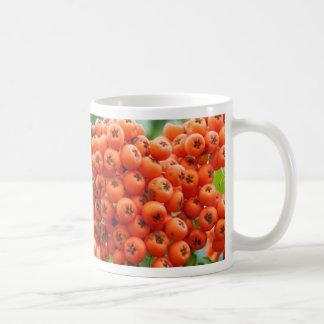 Orange Berries Coffee Mug